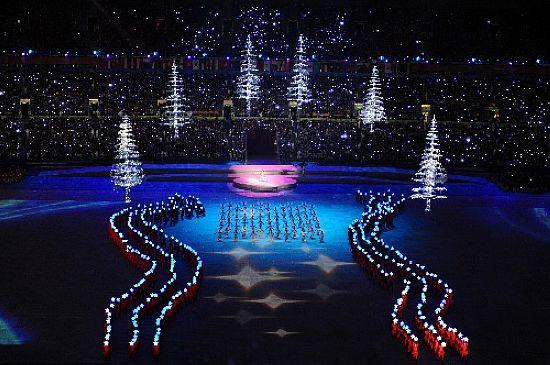 The curtain has fallen on the 2010 Guangzhou Asian Para Games, Athletes and artists from across the continent have celebrated the 7-days event with a grand Closing Ceremony in Guangzhou.
