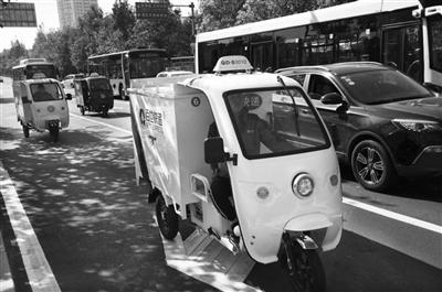 深圳:明年起外卖快递等非机动车违法也将被扣分