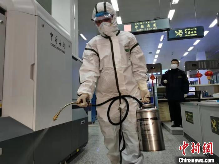 中国 疫情