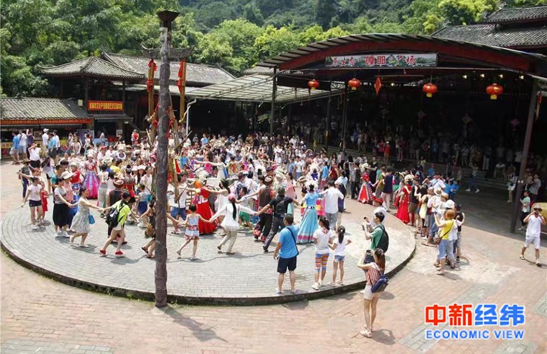 開園3天吸引15000名游客 文旅上市公司的春天來了?