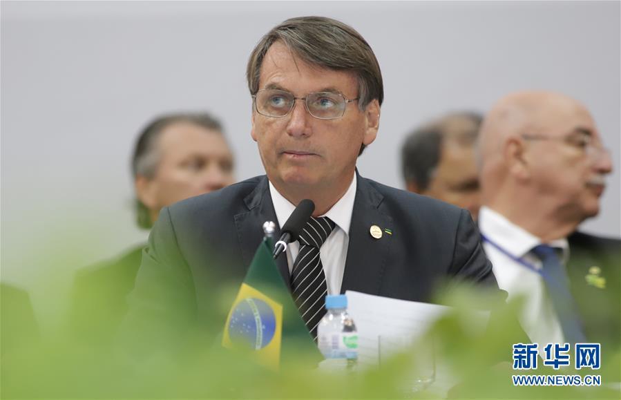 (國際疫情)巴西總統博索納羅新冠病毒檢測呈陽性