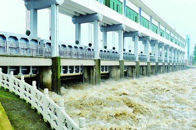 淮河流域为何要泄洪?为何是王家坝?专家详解_亚搏体育APP网站