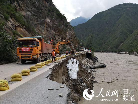 甘肃将自然灾害救助应急响应提升为Ⅱ级