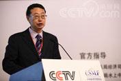 国家体育总局经济司长 刘扶民先生
