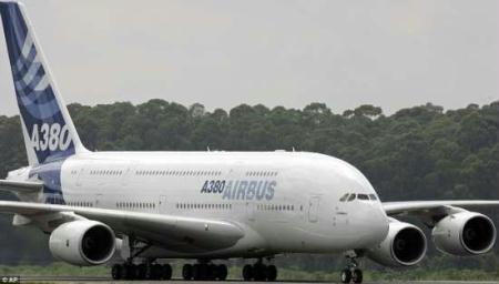 世界最豪华私人飞机_cctv.com