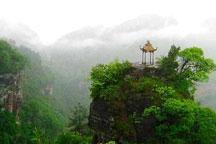 Mt. Qiyun in Xiuning County, Anhui