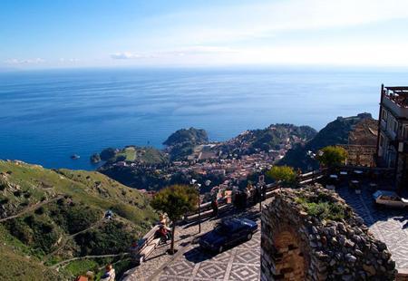 [图]意大利旅游圣地 西西里岛的美丽传说
