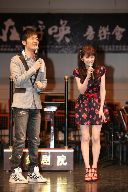 张娜拉携手韩国智障管弦乐团