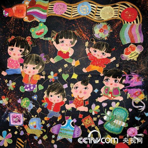 儿童绘本故事六幅图