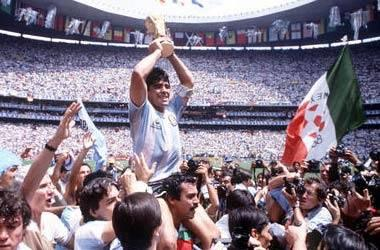 1986,Argentina(photo:news.cn/agencies)
