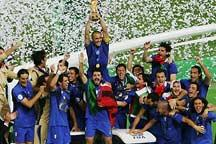 World Cup champions - 2006, Italy