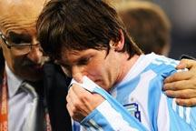 Messi admits expectations not fulfilled