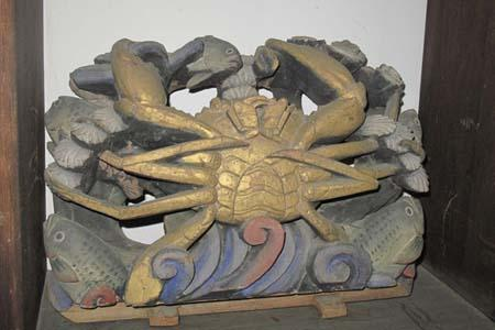 Chizhouisaculturalcitywithahistoryofoveronethousandyears,anditsXiushanmenmuseumdisplaysmanyaspectsofChina'sarchitecturalhistory.