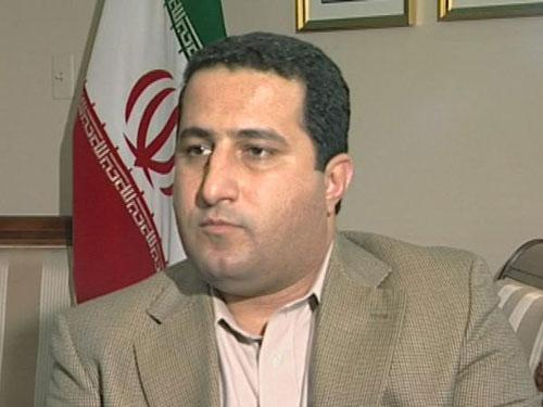 An image grab taken from Iran's state-run English-language Press TV shows Iranian nuclear scientist Shahram Amiri. (Xinhua/Reuters Photo)