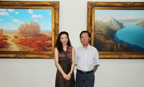 妙灵女士和王磊夫