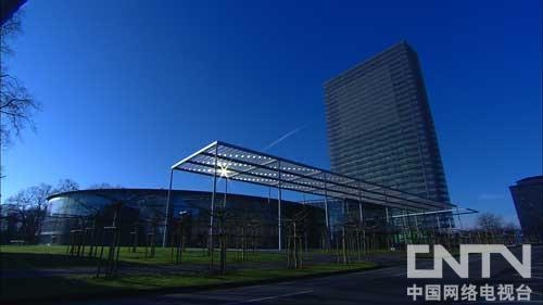 德国-拜耳总部大楼外景