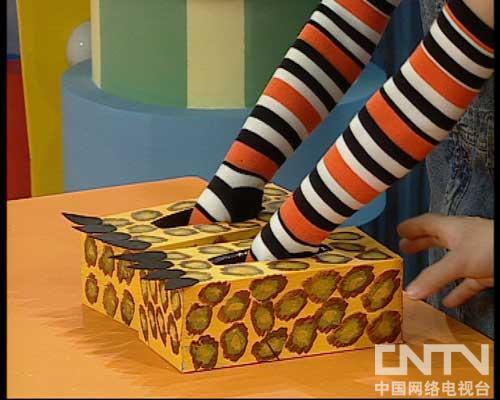 我创意我做主:美丽的脚