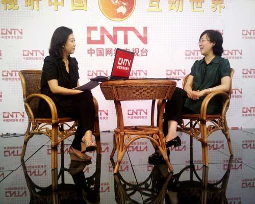 王璐主任做客CNTV健康台