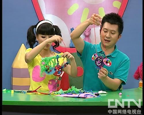 儿童手工制作筷子