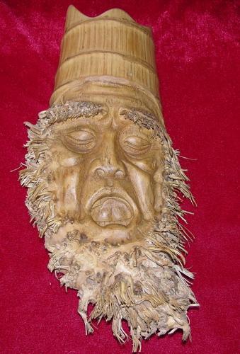新干县竹木雕工艺品
