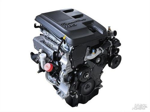 这台发动机同样也搭载在江铃福特全顺商用车上.