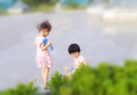孩子的成长不能忽视两性教育