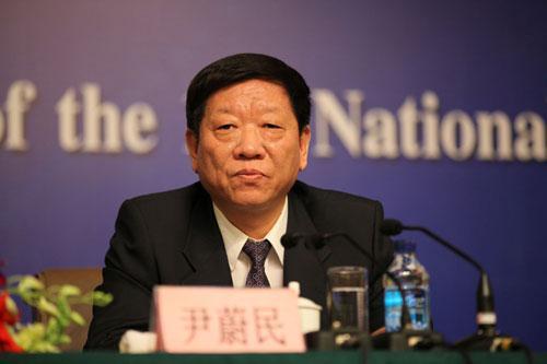 尹蔚民:进入保障房建设的资金可能是住房公积金