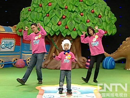 """20110409 宝贝2+1:智慧乐园的""""动物""""朋友"""