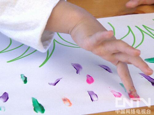 2-画小花