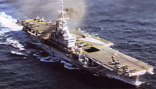 """蒙梭""""级航空母舰"""