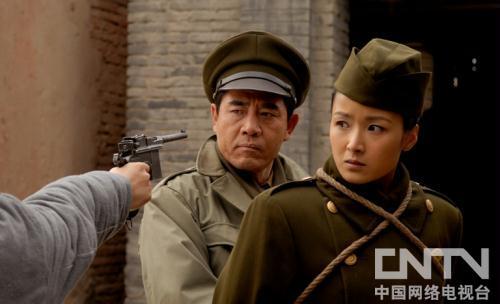 《勇者无敌》黄曼与陈宝国对手戏