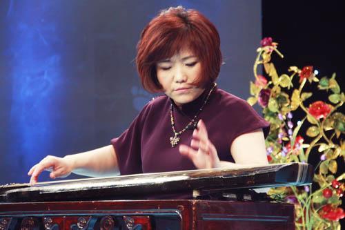 赵家珍:古琴演奏家(7月7日)图片