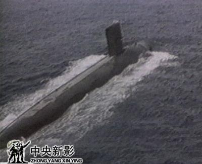 因为它是世界上第一艘核潜艇