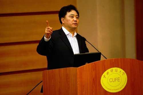 青岛啤酒集团董事长金志国