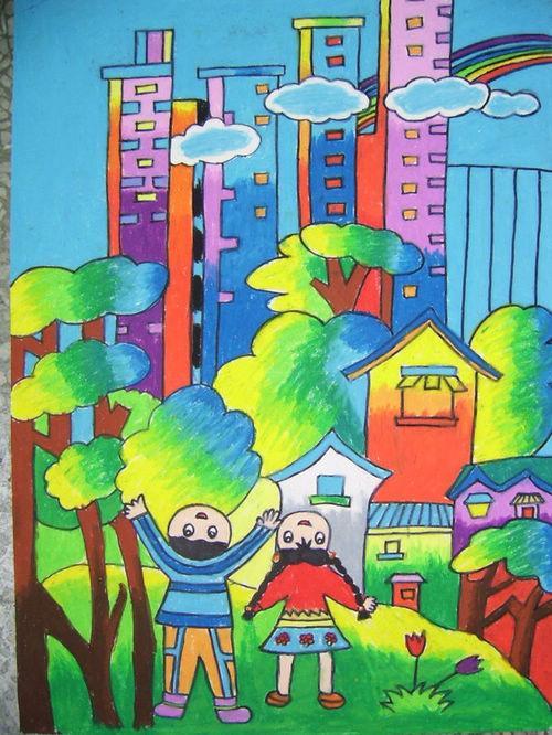 梦想家园- 少儿台; 放飞梦想的画儿童画; 梦想家园图片大全下载图片