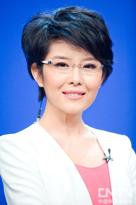 王宁个人资料-第六届CCTV电视节目主持人大