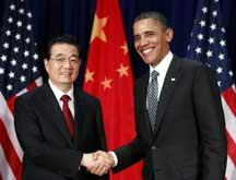 Les présidents chinois et américain s´engagent à renforcer le partenariat sino-américain
