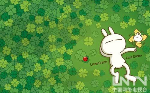 """可爱""""兔兔""""动画形象大荟萃-2011动画台-中国网络电视"""