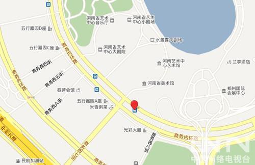中原动漫游戏(ACG)博览会地图