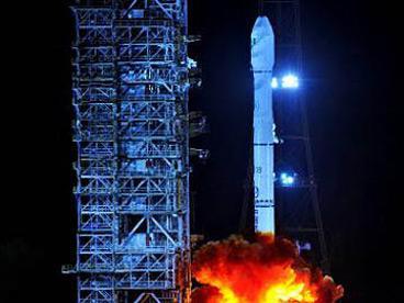 Китай запустил спутник связи для Нигерии