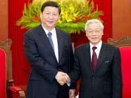 Си Цзиньпин встретился с генеральным секретарем ЦК КПВ
