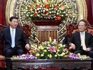 Си Цзиньпин встретился с председателем Национального собрания Вьетнама Нгуен Синь Хунгом