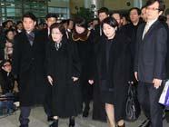 Делегация соболезнующих РК прибыла в КНДР, чтобы проститься с Ким Чен Иром