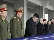 Траурный митинг, посвященный памяти лидера КНДР Ким Чен Ира
