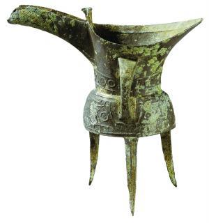 青铜器夏代花纹