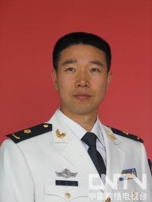 海军总医院眼科副主任医师刘百臣