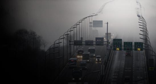 北京首次公布PM10最高浓度