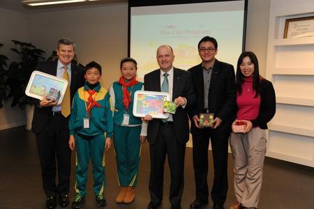 陶氏携手JA中国继续推动可持续发展教育