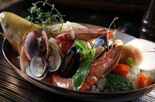 深入巴黎才能吃到正宗法式海鲜大餐图片