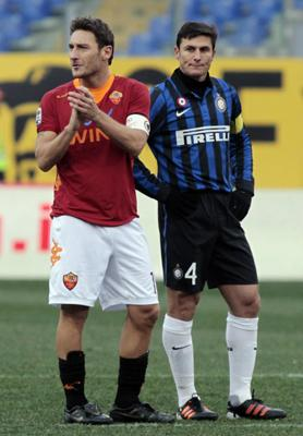 Live online football streaming: Watch Inter Milan v Roma in Serie A